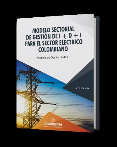 CARATULA - MODELO GESTIÓN SECTOR ELÉCTRICO - JOAO AGUIRRE