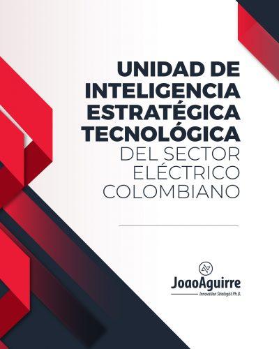 UIET SECTOR ELÉCTRICO COLOMBIANO - JOAO AGUIRRE unidad de inteligencia estrategica tecnologica del sector electrico